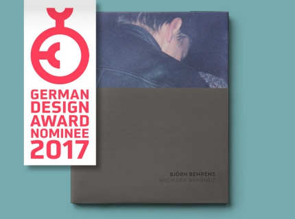 Polygraph Design ist nominiert für den German Design Award 2017