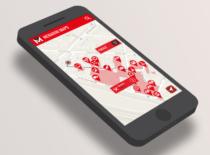 Standortnavigation (Karte)